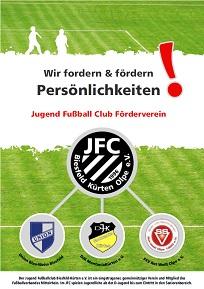Flyer Förderverein JFC